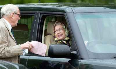 Why the Queen doesn't need a driving license