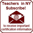 Office of Teaching Initiatives Home Page:OTI:NYSED