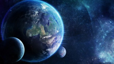 Distant worlds - HD Wallpapers