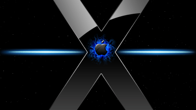 Blue OS X Wallpaper - HD Wallpapers