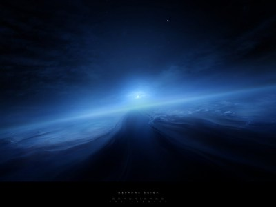 Neptune Skies - HD Wallpapers