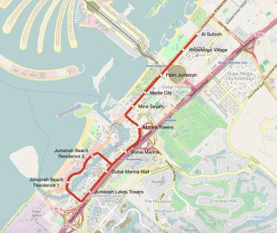 SYSTRA and AECOM win the Dubai Tram extension - Highways Today