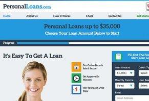 PersonalLoans.com Reviews - Is it a Scam or Legit?