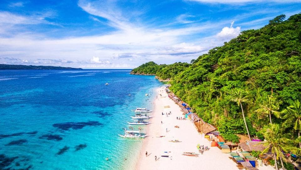 Beach lovers  there s good news  Philippines  resort island Boracay     Phillipine holiday hotspot Boracay may reopen earlier than expected  in  just four months  In an effort to save the island from pollution and  overcrowding