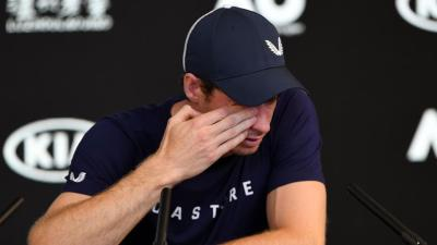 'The pain is too much': Tearful Andy Murray says he may retire after Australian Open | tennis ...