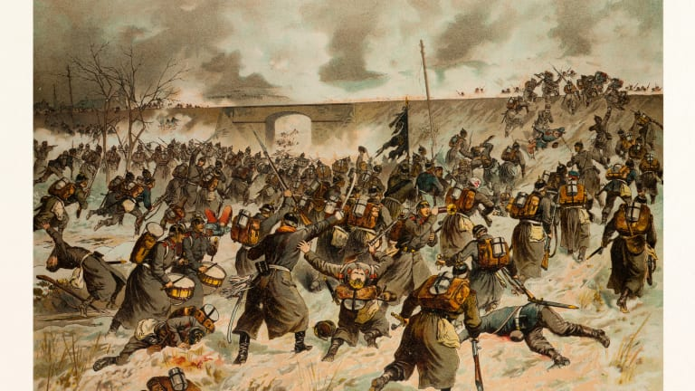 Battle of Amiens   HISTORY Battle of Amiens