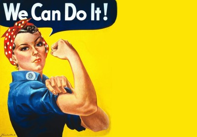 Rosie the Riveter - Real Person, Facts & Norman Rockwell - HISTORY