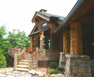 Residential Design 6, Whiteside, Rustic Home Design, Moose ...