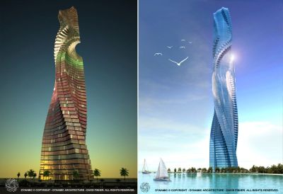 Dubai all set to get world's first self-powered rotating skyscraper by 2020
