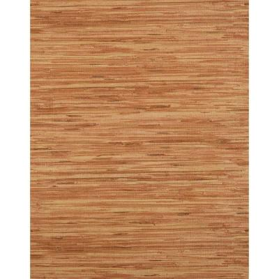 York Wallcoverings Grasscloth Wallpaper-RN1063 - The Home Depot