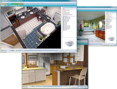 HGTV ® Software allows you to easily view 3D Virtual Tours ...