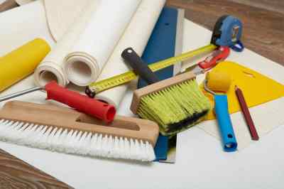 21 Different Types of Wallpapering Tools