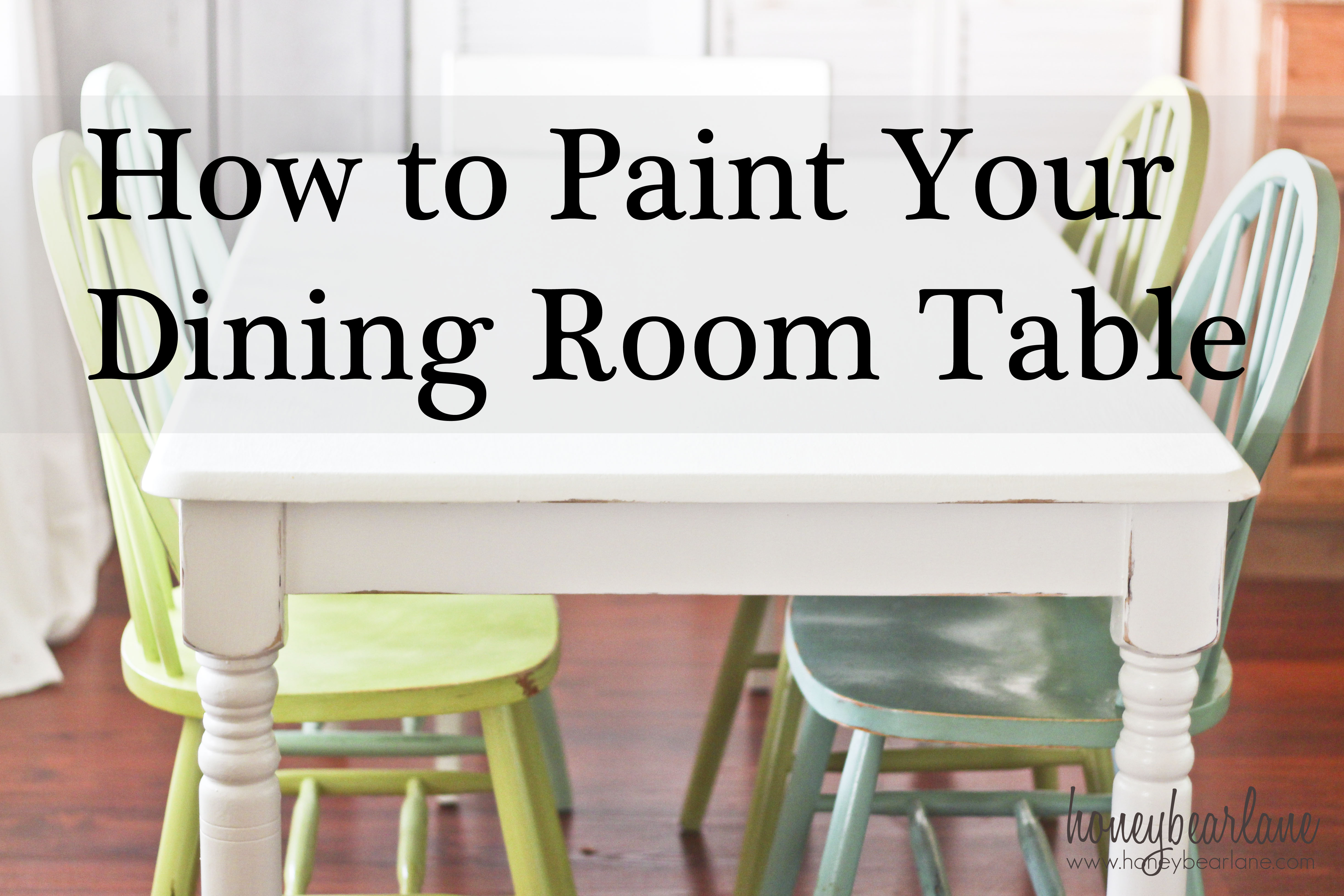 painting the dining room table a survivors story painted kitchen tables This