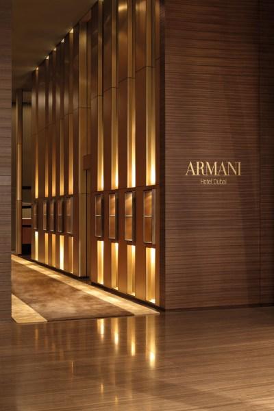 World's first Armani Hotel unveiled in Burj Khalifa, Dubai