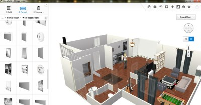 Free Floor Plan Software - HomeByMe Review