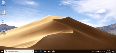 Get Mojave's Dynamic Wallpaper in Windows and Linux Right Now (While Mac Users Wait Until Fall)