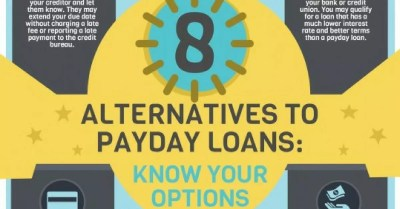 8 Alternatives to Payday Loans