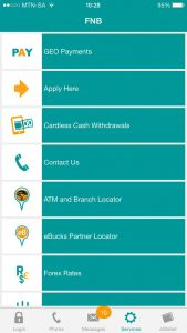 FNB's phone app now authorises cash withdrawals from ATMs - htxt.africa