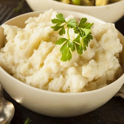 Buttery Homestyle Mashed Potatoes   Hungry Jack Potatoes