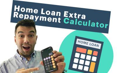 Home Loan Extra Repayment Calculator [Cut years from your mortgage!]