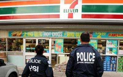 HSI arrests 7-11 franchise owners in illegal alien employment scheme | ICE