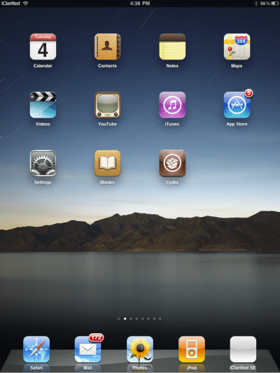 How to Enable Multitasking/ Background apps in iPad | REALITYPOD