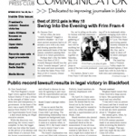 Download the Spring 2013 Communicator