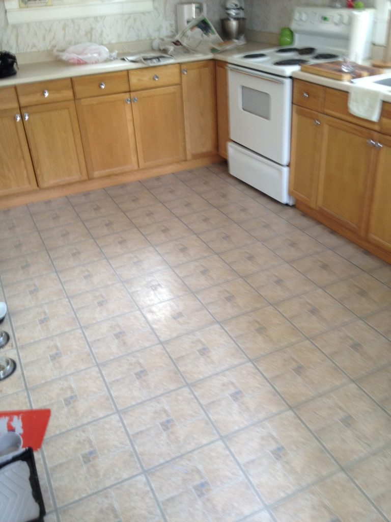4 great options for kitchen flooring kitchen flooring vinyl Vinyl Kitchen Floor