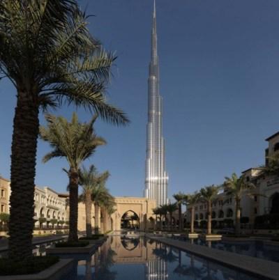 Burj Khalifa: The Tallest Building In The World | iDesignArch | Interior Design, Architecture ...