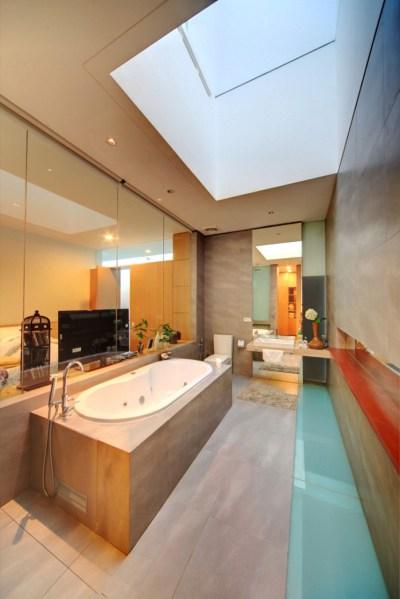 Narrow House Maximizes Space On Three Floors | iDesignArch | Interior Design, Architecture ...