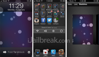 LivePapers: Animated iOS Wallpapers On Lockscreen Or Homescreen