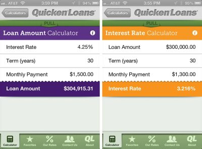 Mortgage Calculator by Quicken Loans for iPhone review | iMore