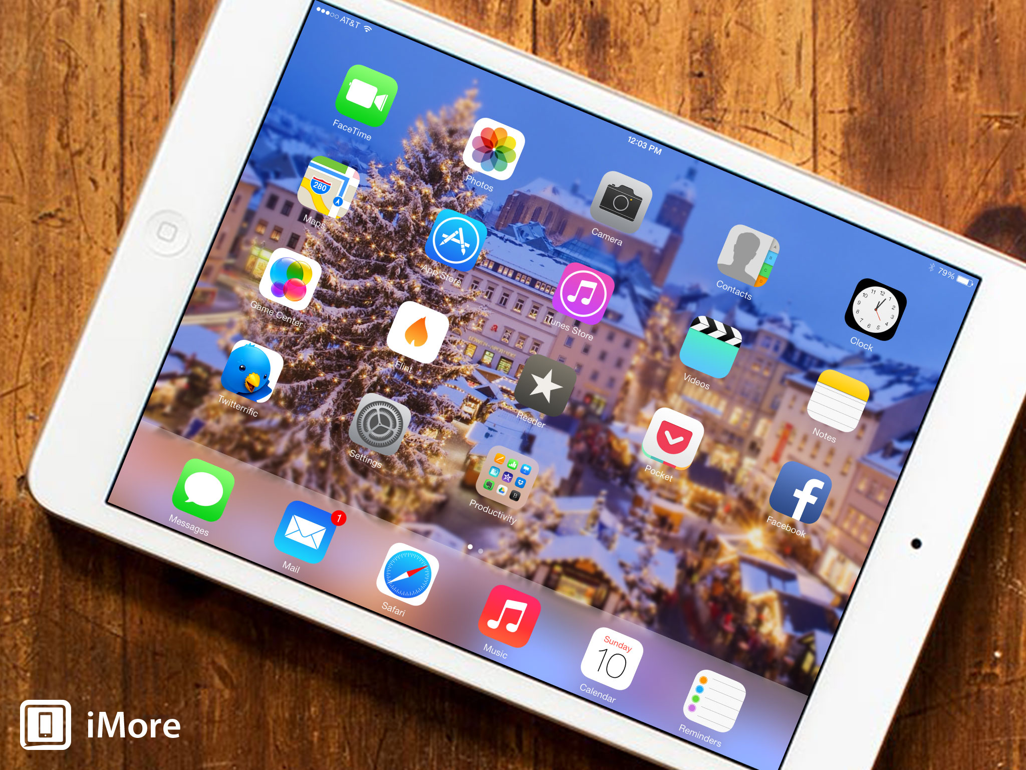 Why your wallpapers look messed up on iOS 7, and how to fix them! | iMore