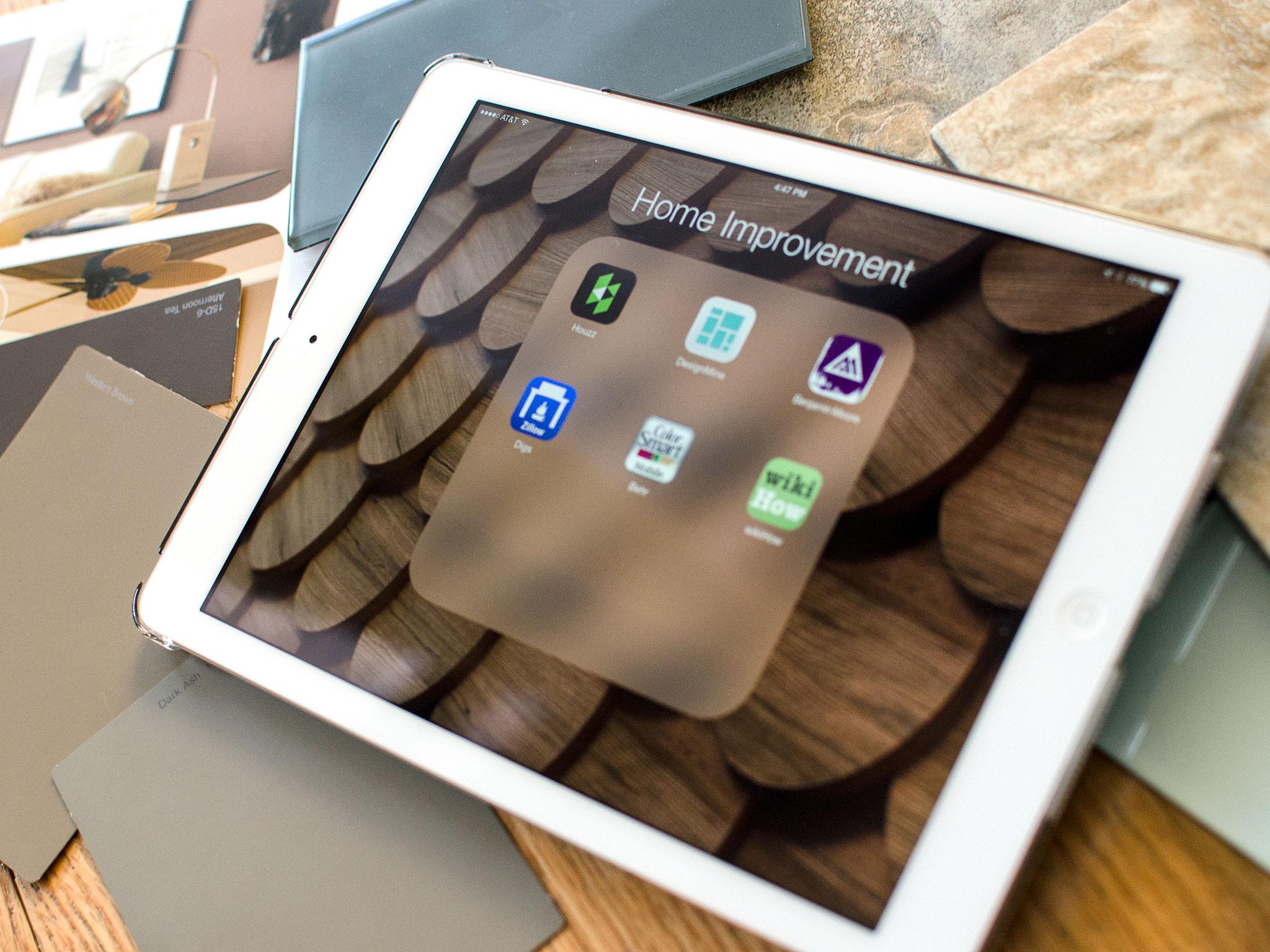 Best home improvement apps for iPad: Houzz, DesignMine ...