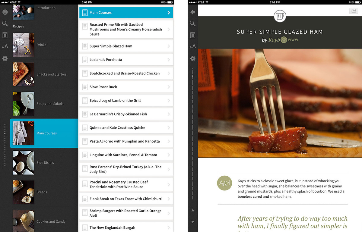 Best recipe and cooking apps for iPad: Zest, Evernote Food, Food52, and more! | iMore