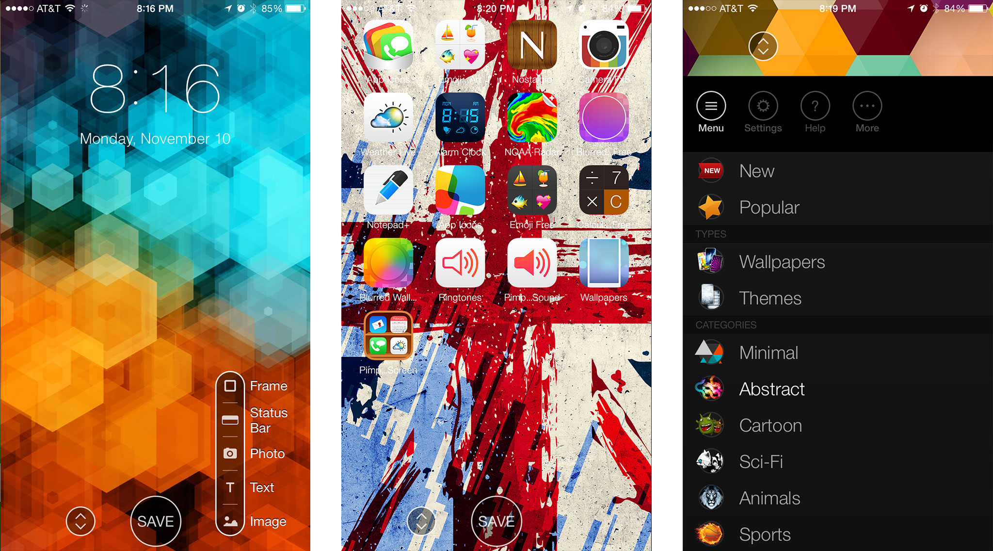 Best wallpaper apps for iPhone 6 and iPhone 6 Plus! | iMore