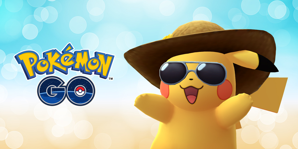 Pok    mon Go  How to find and catch  Summer Style  Pikachu   iMore Pok    mon Go is celebrating its second birthday with another special Pikachu   This time with a straw hat and sunglasses  But  once again  it s for a  limited