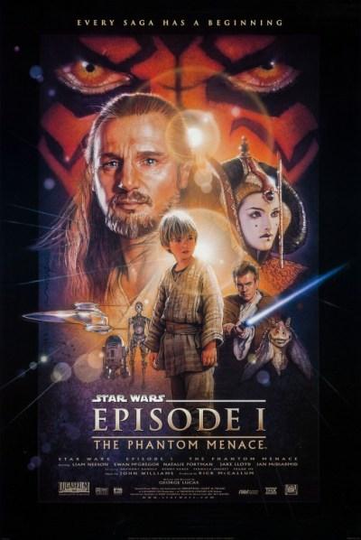 Star Wars Episode 1: The Phantom Menace Movie Poster (#2 of 9) - IMP Awards