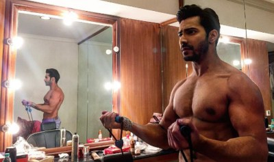 Varun Dhawan's fitness secrets: Here's how the Badrinath ...