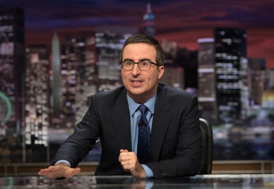 John Oliver Delivers Epic Half-Hour Takedown of Pyramid Schemes Watch | IndieWire