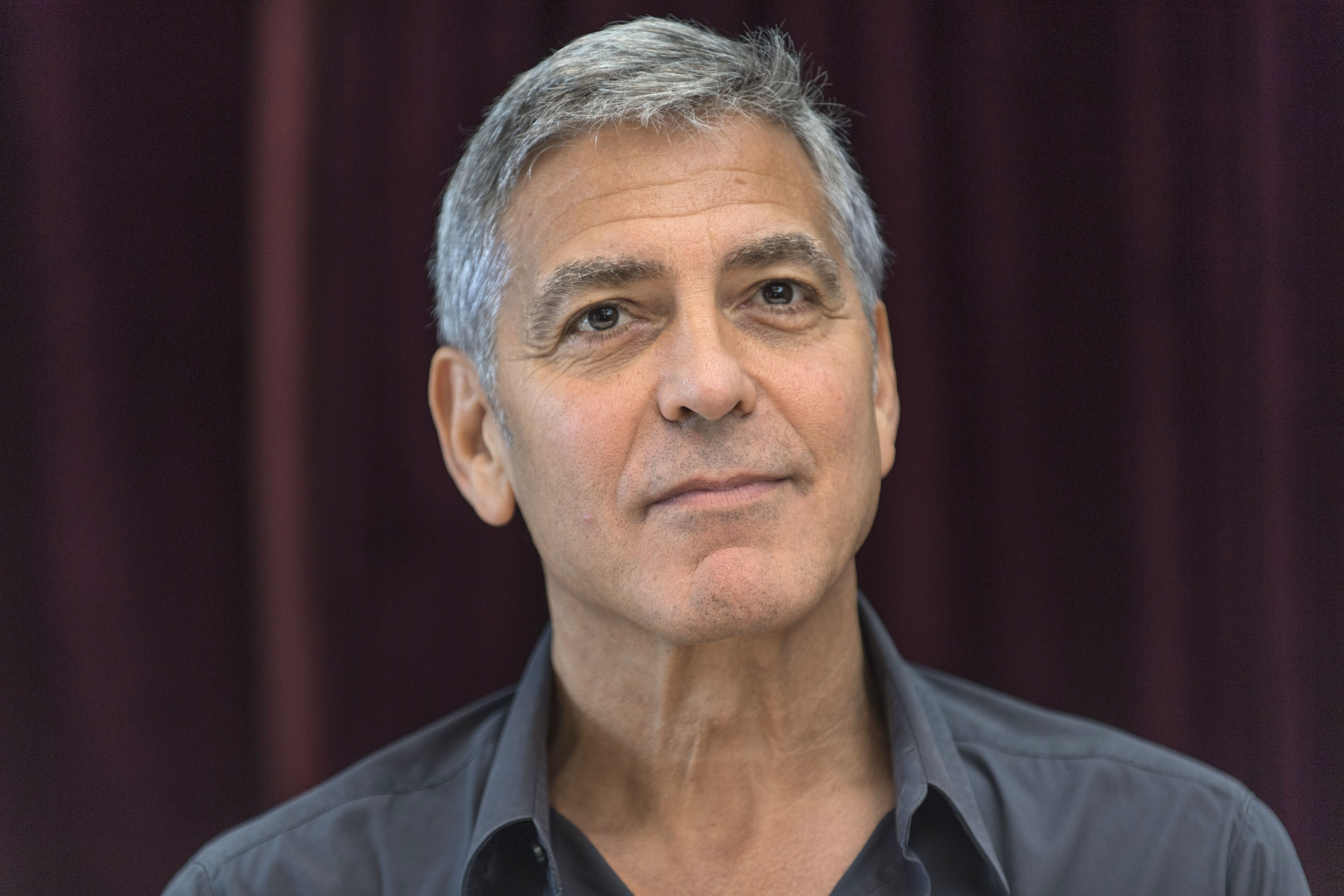 George Clooney Writes Letter to Parkland Students   IndieWire George Clooney