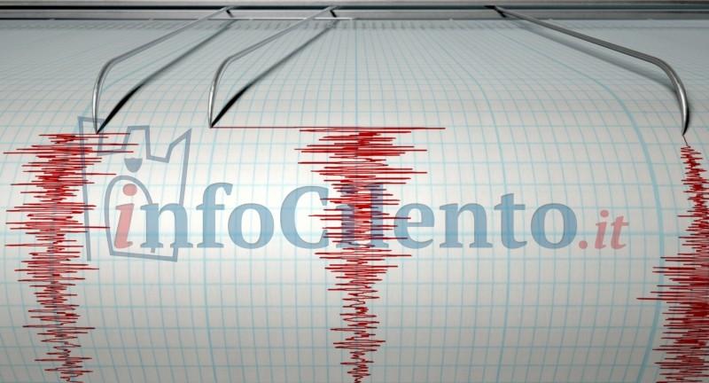 Campania, terremoto in mattinata: paura tra i residenti