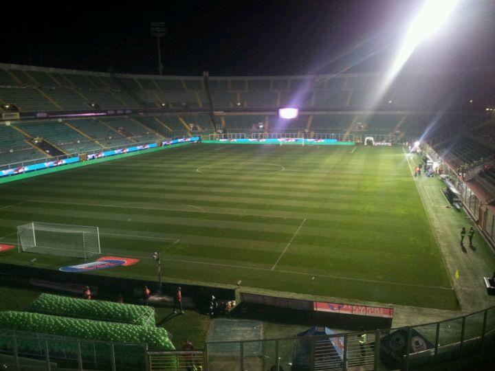 Palermo campione d'inverno: battuta 3-0 la Salernitana