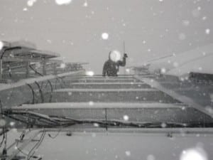 Let It Snow! Solar Panels Can Take It