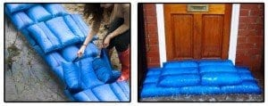 HydroSack - The Innovative New Product in Flood Protection
