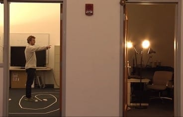 New system allows for high-accuracy, through-wall, 3-D motion tracking