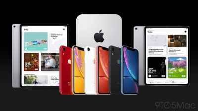 October Apple expectations: Redesigned iPad Pro, Mac lineup refresh, iPhone XR, more