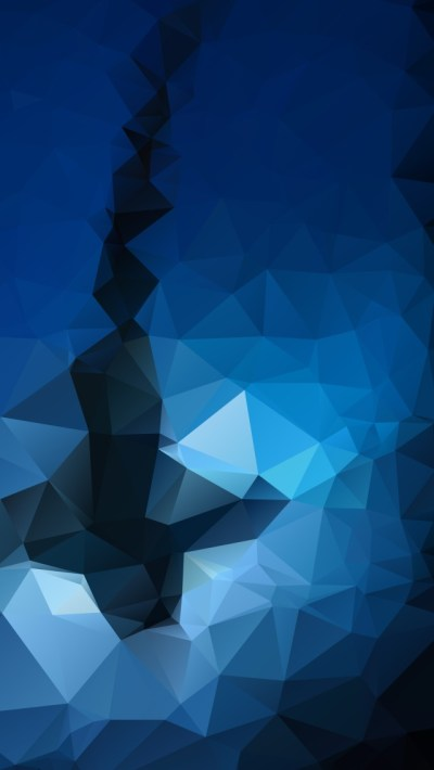 5 Cool Polygon iPhone Wallpapers