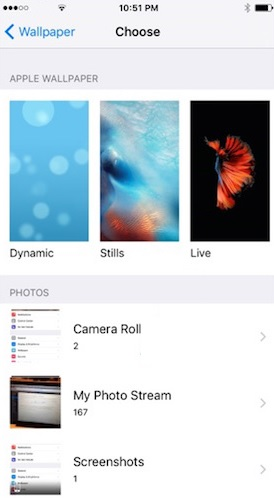 How To Create Live Wallpapers For iPhone 6S | iPhoneTricks.org