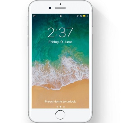 Download And Install The iOS 11 Wallpaper For iPhone, iPad And Mac | iPhoneTricks.org